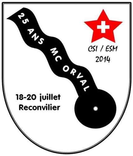 Logo du Minigolf Club Orval Reconvilier