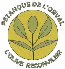 Logo de la pétanque de l'Orval l'Olive