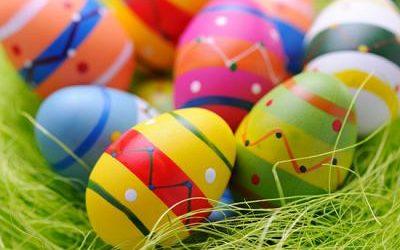Fermeture des services municipaux durant Pâques et les vacances de printemps