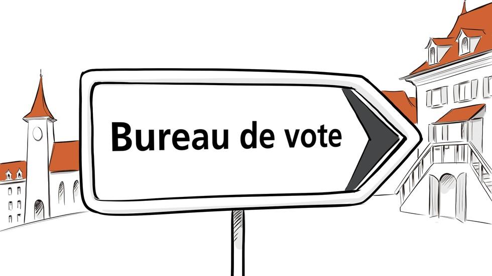 Votations par les urnes du 13 juin 2021